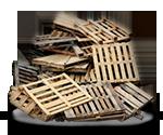 Beispiel Holz unbehandelt
